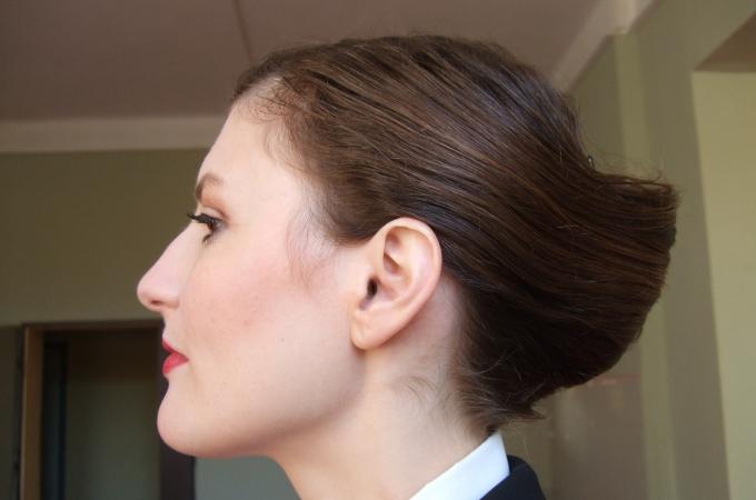 Erfolgsrezept - Beauty Make-Up & Eigenhaarfrisur
