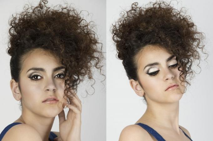 hair & makeup: promakeupart