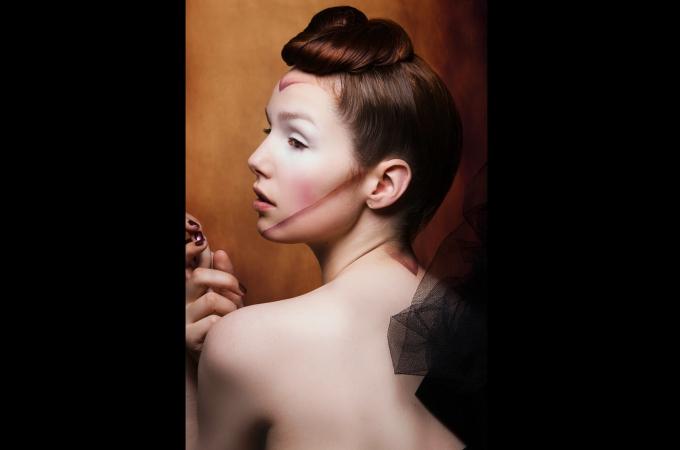 hair & makeup: promakeupart, photo: lynn theisen