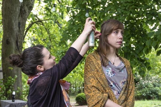 Platonow-Hair & MakeUp für Laura Schwickerath